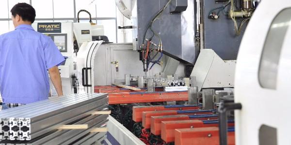 铝型材cnc加工厂家