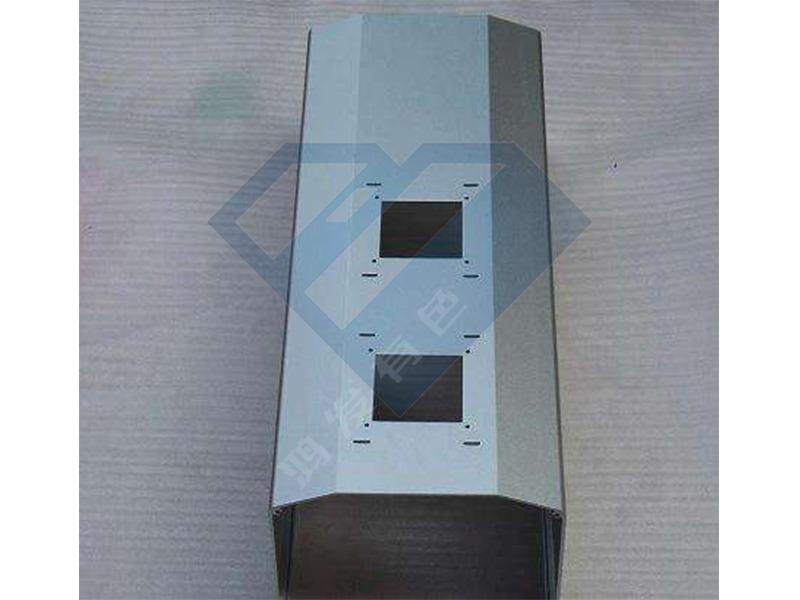 cnc深加工薄壁外壳铝型材 铝合金外壳