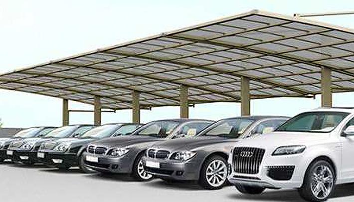 鸿发有色为大众提供汽车铝型材案例