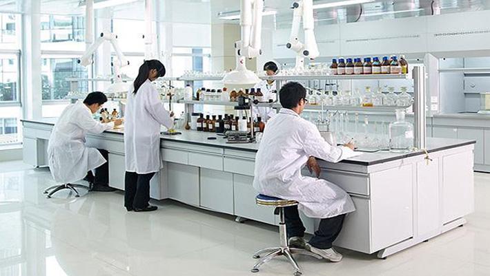 鸿发有色为某科研院所提供铝型材工作台案例