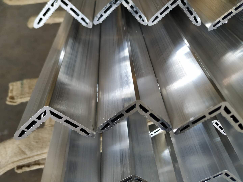 太阳能边框铝合金角码连接件生产厂家-鸿发有色