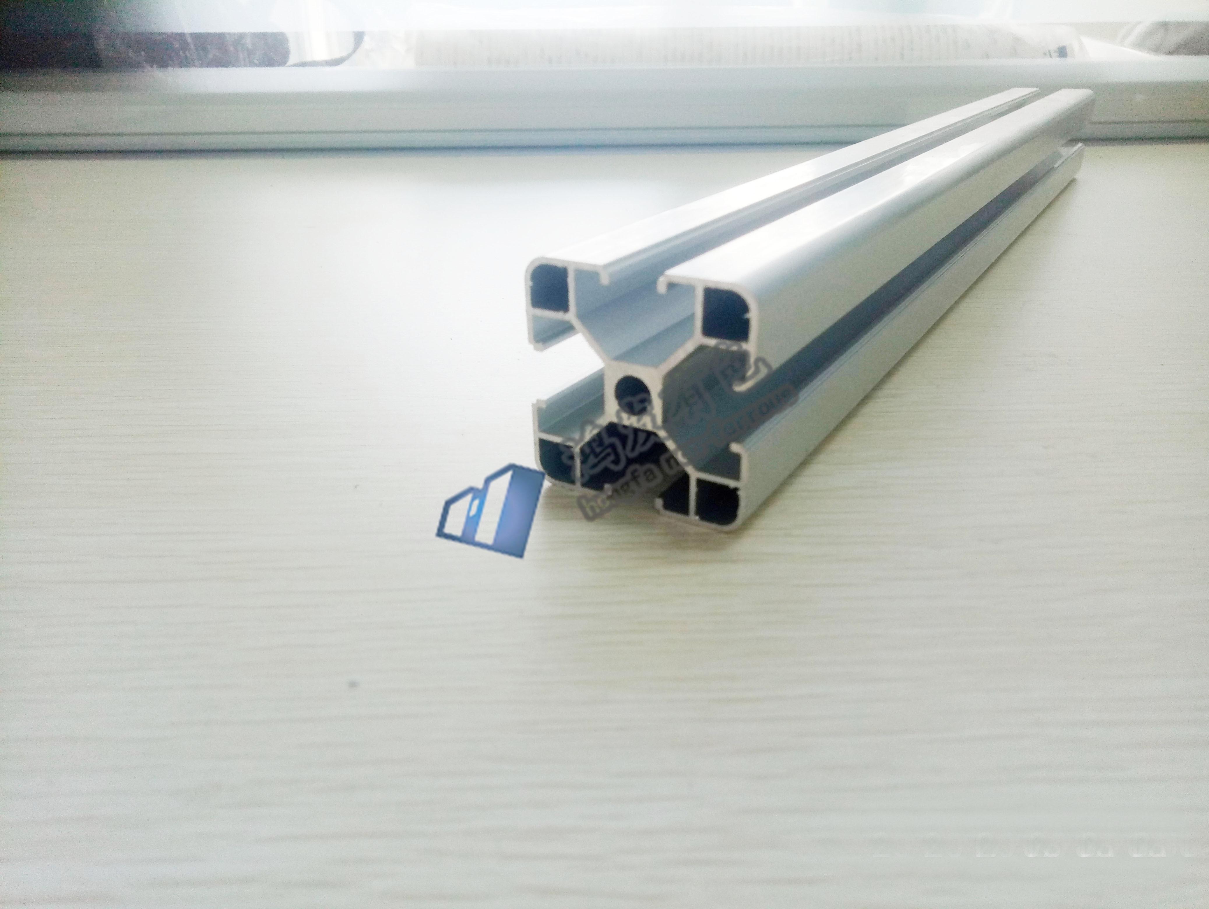 工业铝型材厂家直销4040超轻流水线铝型材