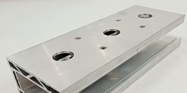 铝型材加工件的加工工艺