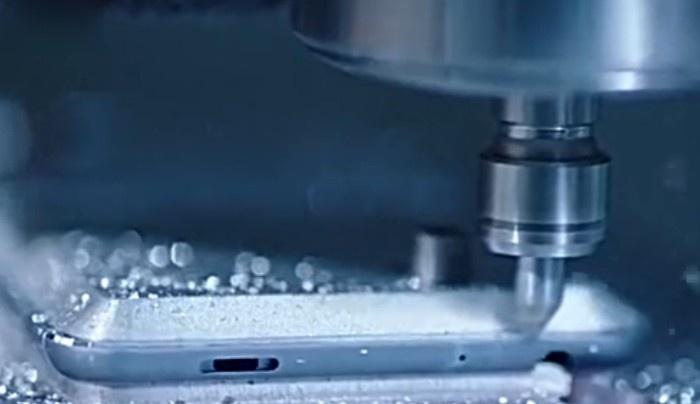 铝合金手机壳cnc机加工