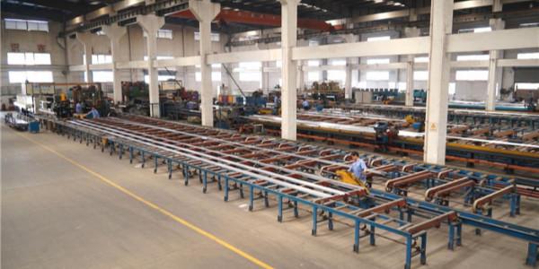 南京工业铝型材生产厂家