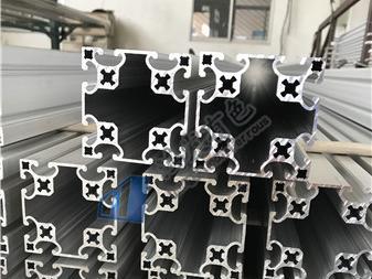 厂家直销8080非标流水线铝型材 工业铝型材生产厂家