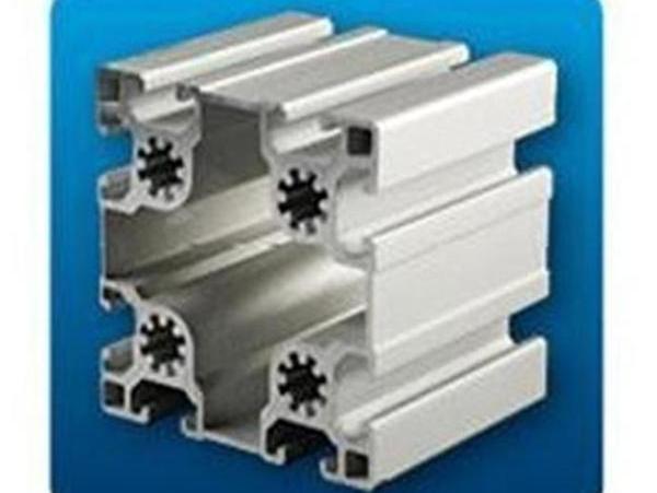 江苏南京厂家批发生产9090欧标大型工业铝型材