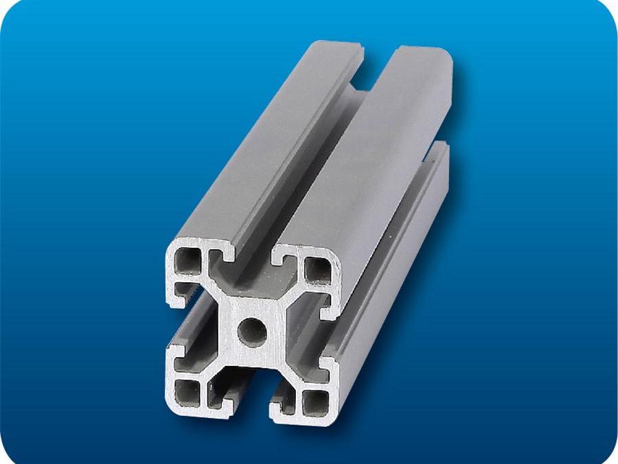 南京鸿发厂家直销4040欧标加厚工业铝型材